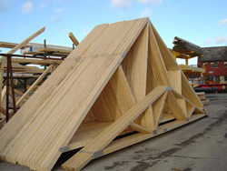 ITC Roof Inspector - Roof trusses and quality (image)